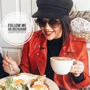 @natymichele on Instagram. Follow me!